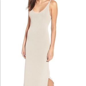 NWT Leith Knit Midi Dress